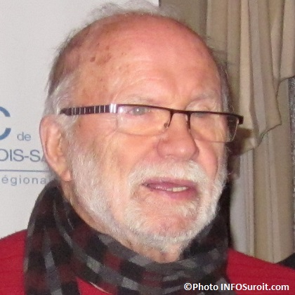 La MRC rend hommage à l'artiste Reynald Piché