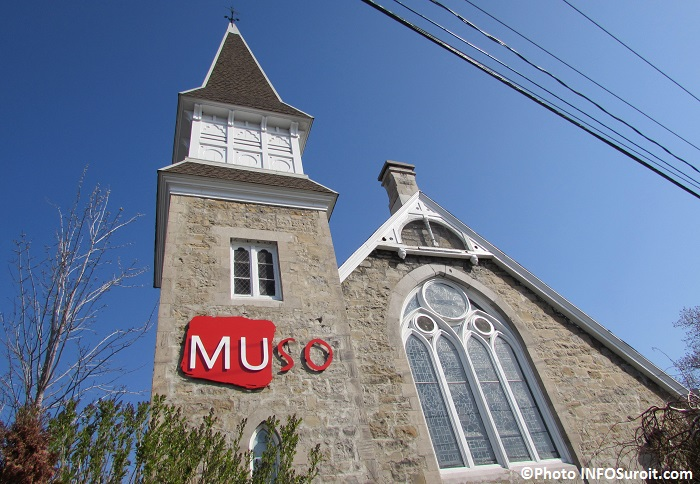 le muso a Valleyfield musee societe des Deux-Rives Photo INFOSuroit