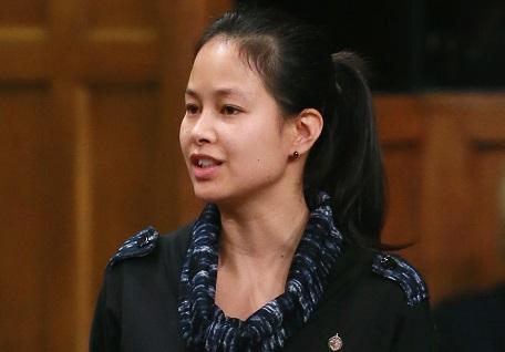 Anne_Minh-Thu_Quach deputee a la Chambre des communes Photo courtoisie