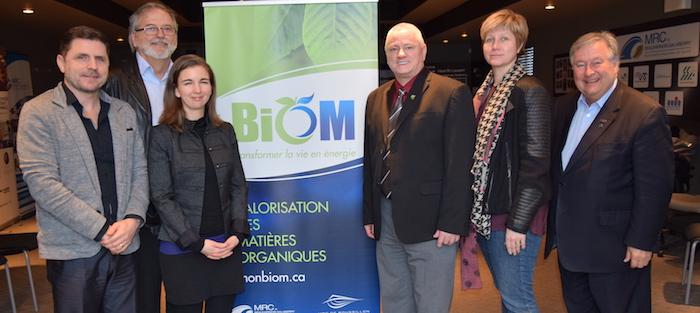 BioM conseil d administration 2016 Photo courtoisie MRC BhS publiee par INFOSuroit
