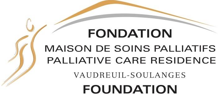 logo Fondation maison soins palliatifs Vaudreuil-Soulanges