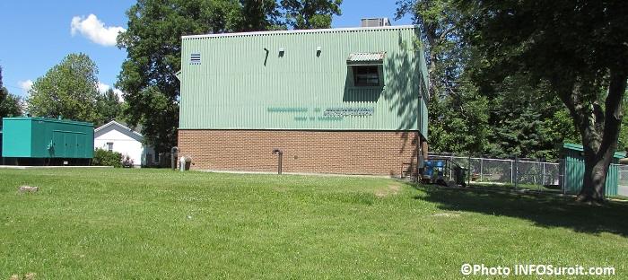 Beauharnois usine traitement eau de Pointe-du-Buisson photo infosuroit