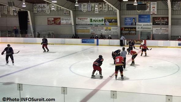 Hockeyton 2016 des policiers SQ MRC Beauharnois-Salaberry photo INFOSuroit