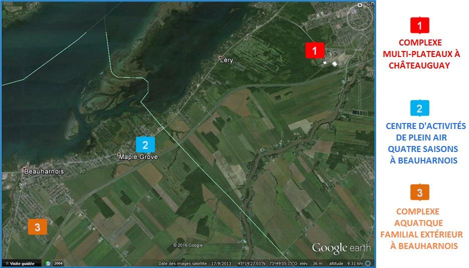 Carte-des-sites-chateauguay-et-beauharnois-photo-courtoisie