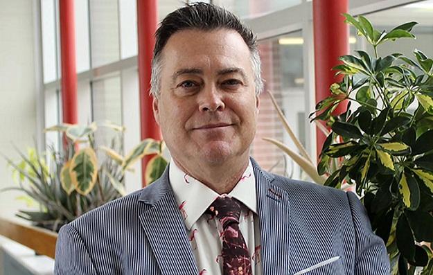 Richard_Laroche nouveau directeur des etudes College Valleyfield
