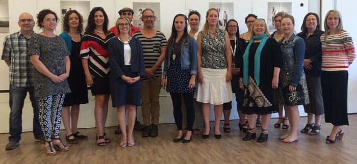 membres de la Table de concertation pour les personnes handicapees de Vaudreuil-Soulanges Photo courtoisie CISSSMO