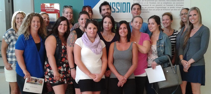 Cegep formation continue Finissants 2016 education specialisee Photo CollegeValleyfield
