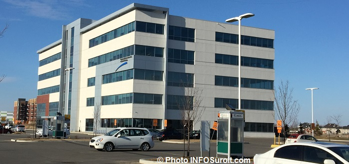 CLSC Vaudreuil-Dorion centre ambulatoire Photo INFOSuroit_com