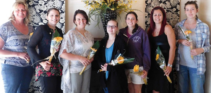 finalistes gala Hommage aux agricultrices 2016 Photo courtoisie