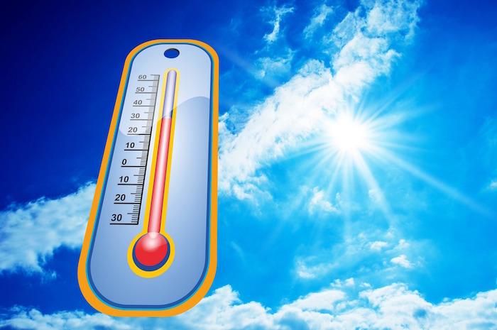 thermometre chaleur soleil canicule Image Pixabay via INFOSuroit