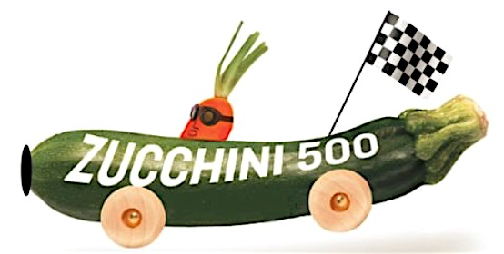 Zucchini 500 course Club 4H Huntingdon Image courtoisie Club 4H