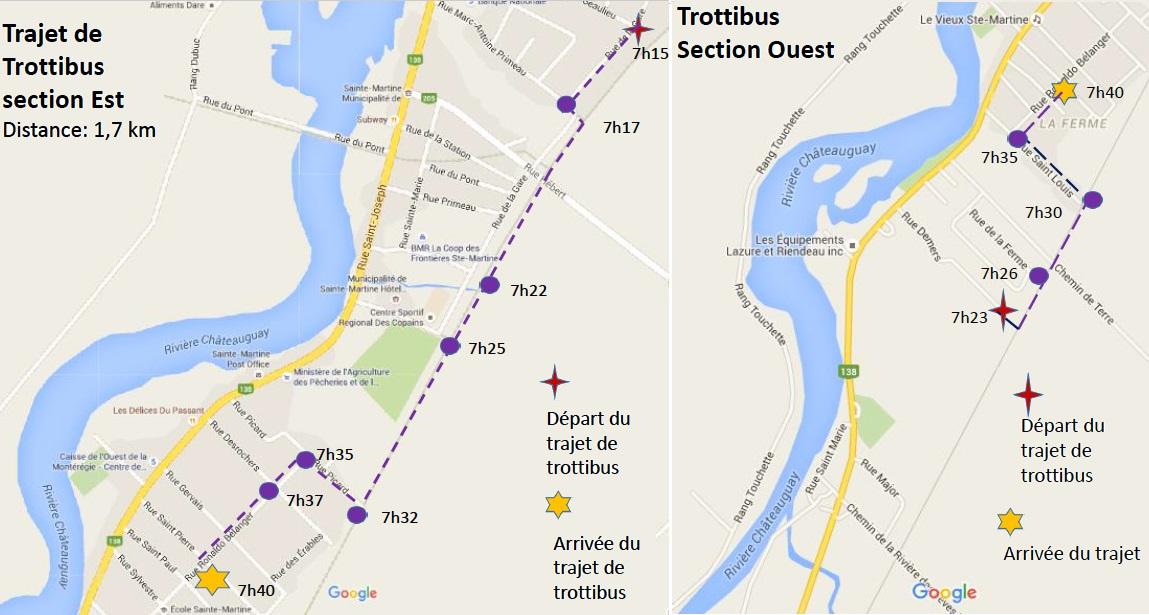 carte-trottibus-sainte-martine-est-et-ouest