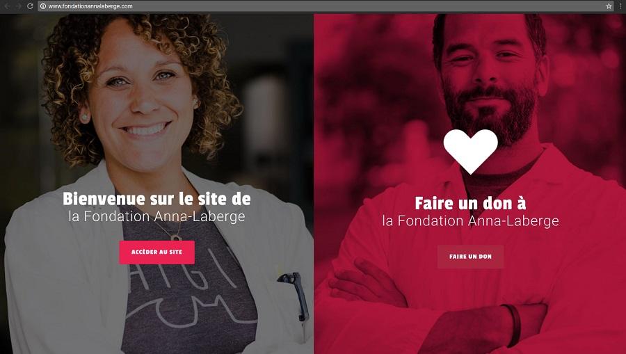 site-web-fondationannalaberge_com-accueil-capture-ecran