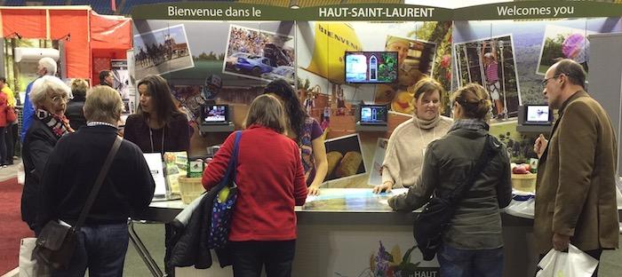 Le Haut-Saint-Laurent en vedette au Salon Aventure et plein air