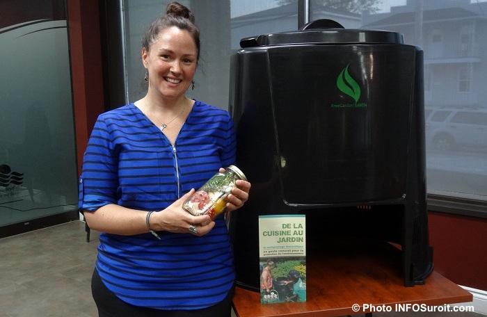 Vers le Vert : conférence sur le compostage domestique