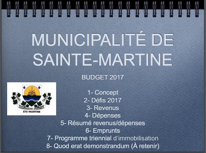 presentation-budget-2017-municipalite-sainte-martine