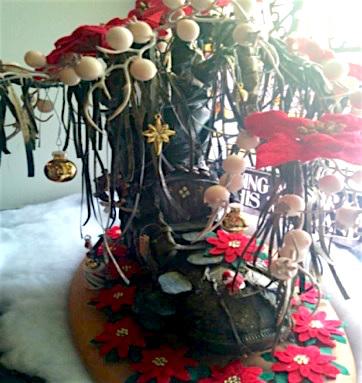 concours souliers de Noel 1er prix FrancineGagne Photo courtoisie MUSO