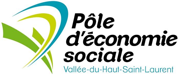 pole_economie_sociale-vallee-du-haut-saint-laurent-logo