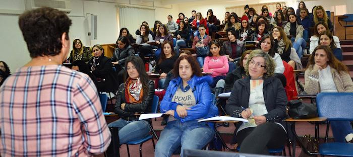 RoxaneFarah du College Valleyfield seminaire au Liban Photo courtoisie ColVal