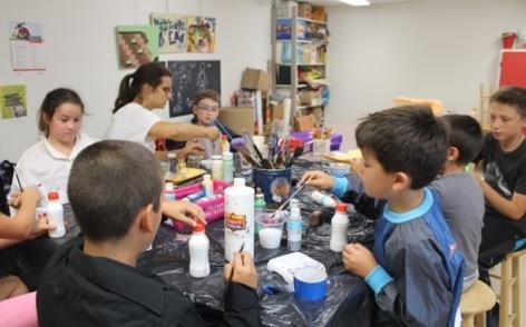 atelier de creation avec enfants Photo MUSO musee_de_societe_des_Deux-Rives a Valleyfield