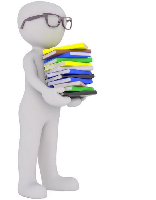 livres lecture livraison bibliotheque Image 3dman_eu via Pixabay