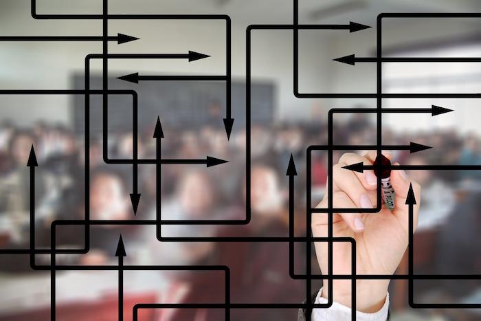 planification strategie tableau graphique Photo Geralt via Pixabay