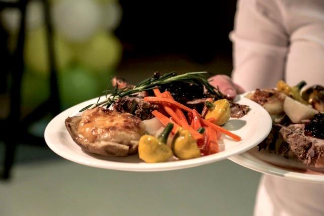 repas gastronomique bal annuel Fondation College_Heritage photo courtoisie