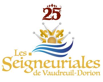 logo 25e Seigneuriales Vaudreuil-Dorion