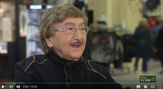 MarcelBrouillard entrevue avec BertinSavard emisison teteatete Csurlatele