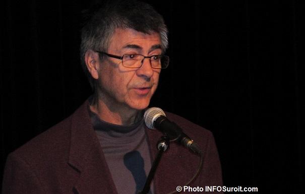MichelCastonguay president relais pour la vie cancer Chateauguay Photo INFOSuroit