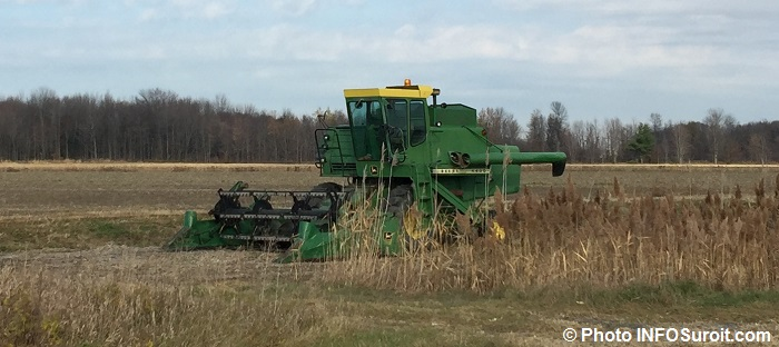 agriculture ferme machinerie agricole tracteur Photo INFOSuroit