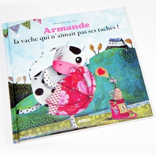 armande-la-vache heure_du_conte livre enfants