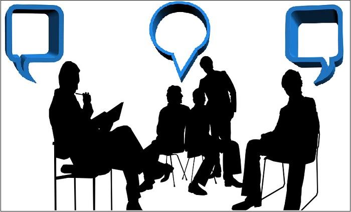 cafe philo discussions echanges debats Visuel Geralt via Pixabay
