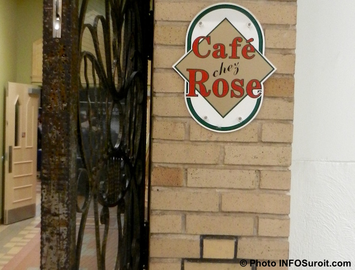 cafe_chez_rose entree College de Valleyfield Photo INFOSuroit