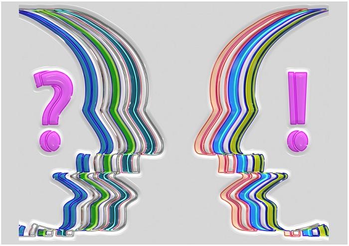 discussion echange referendum question Visuel Geralt via Pixabay