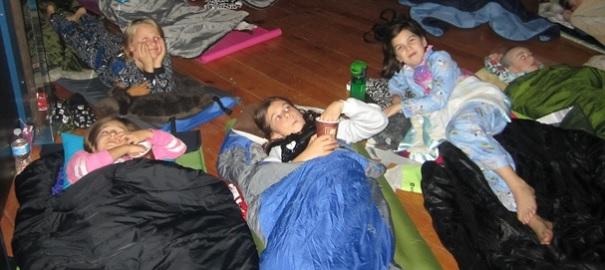 enfants participants une Nuit au MUSO Photo courtoisie publiee par INFOSuroit