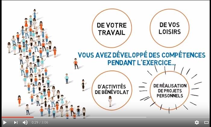 extrait video YouTube ceracfp reconnaissance acquis competences