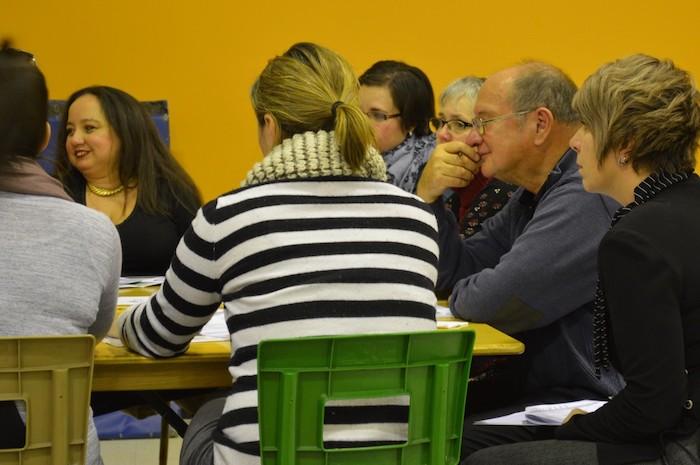 participants forum developpement social 2017 Photo MRCHSL publiee par INFOSuroit
