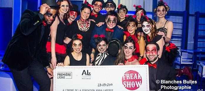 Succès sur toute la ligne pour le 1er Freak Show