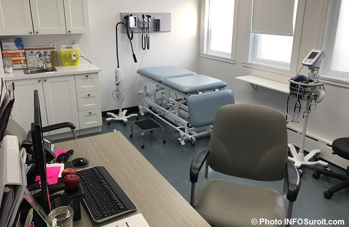 salle examen clinique coop Beauharnois_en_sante Photo INFOSuroit
