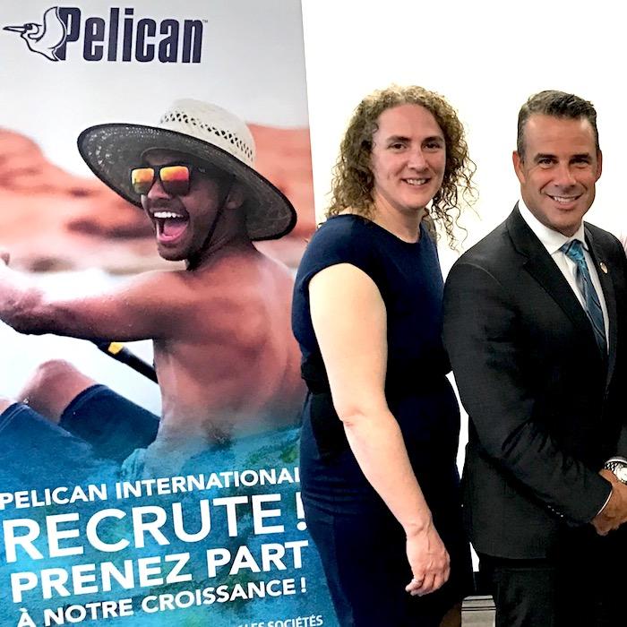 1,9 M$ en formation de la main d'oeuvre chez Pelican
