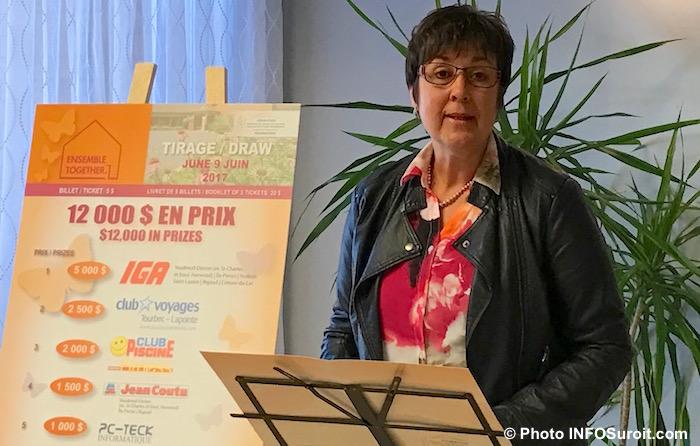 JacintheDemers dg Maison soins palliatifs Vaudreuil Photo INFOSuroit