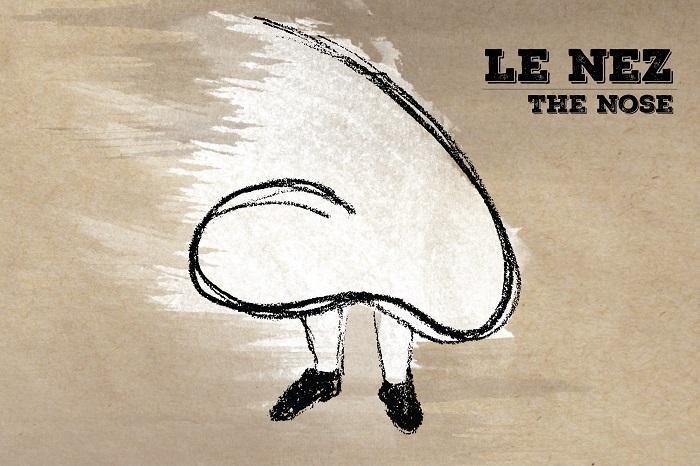 Les Cameleons HautSaintLaurent presentent Le Nez Image courtoisie