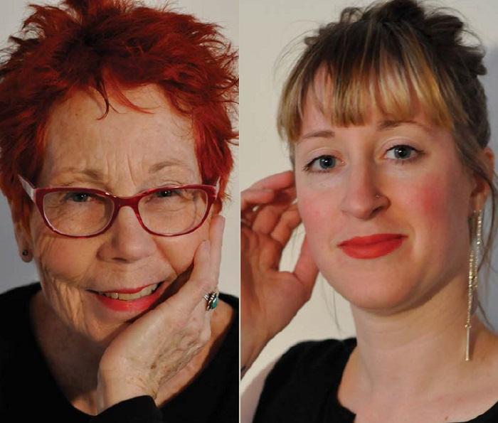 PatWalsh et JenniferSchuler Photos courtoisie MRCHSL