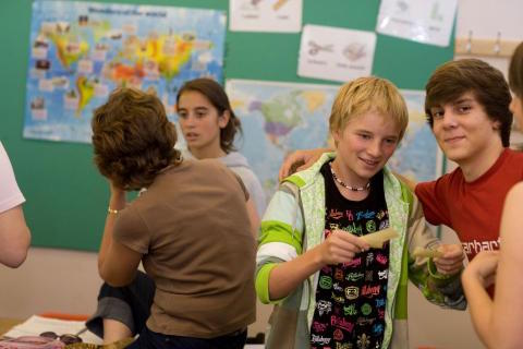 camp loisir jeunes adolescents Photo courtoisie Ville Valleyfield