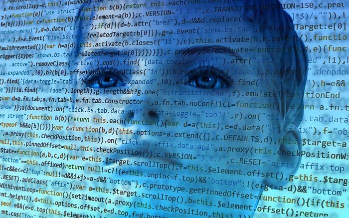 intelligence artificielle questionnement debat recherche Image Geralt via Pixabay