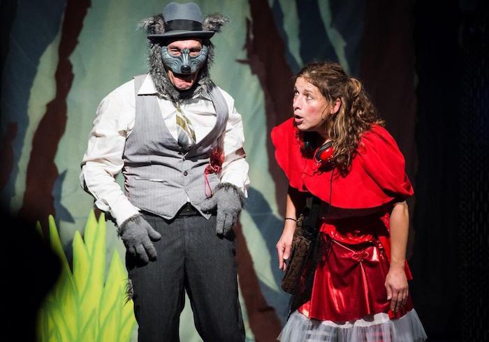 theatre Drole de petit chaperon_rouge Photo courtoisie Ville Vaudreuil-Dorion