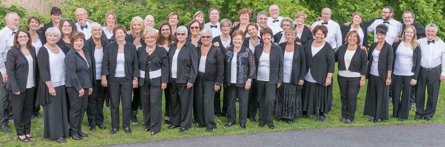 ChoeurenFugue chorale de Chateauguay Photo courtoisie
