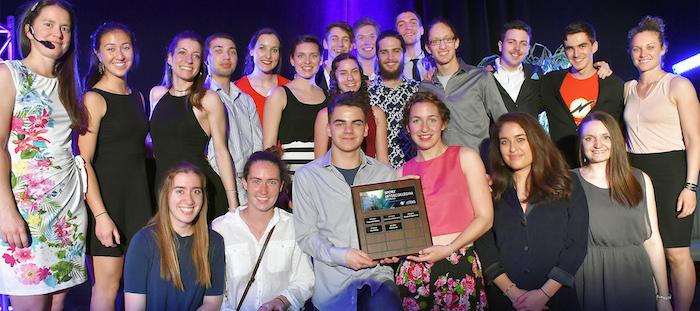 CollegeValleyfeild equipe sportive crosscountry Gala 2017 photo ColVal