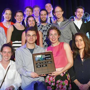 Gala des activités étudiantes au Collège : 14 000 $ en bourses